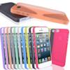 iPhone5 Case ใส หลากสี   In-i5-021