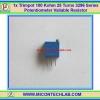 1x Trimpot 100 Kohm 25 Turns 3296 Series Potentiometer Valiable Resistor