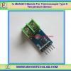 1x MAX6675 Module For Thermocouple Type K Temperature Sensor