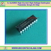 1x ULN2803 High-Current High-Voltage Darlington Transistor Arrays IC chip (Toshiba)