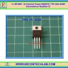 1x IRF2807 N-Channel 75V 82A 230W Power MOSFET IR IC