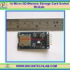 1x Micro SD Card Memory Card Socket Adapter Module
