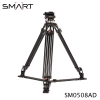SMART Tripod SM0508AD Aluminum Alloy Professional For Video & Camera