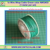 1x Wire Wrap Cable Green color AWG#30 (1 meter per set)