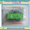 1x Resistor 220 KOhm 1 Watt 1% Resistor ( 1 pcs per lot)