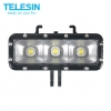 TELESIN POV 30m Dual Batteries Waterproof Diving LED Light for GoPro for Gopro Hero4 Session,4,3+,3