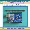 1x Arduino UNO R3 ATMEGA328P-AU SMD TQFP development board (No USB Cable)