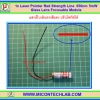 1x Laser Pointer Red Strength Line 650nm 5mW Glass Lens Focusable Module