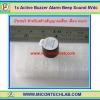 1x Active Buzzer Alarm Beep Sound 5Vdc