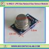 1x MQ-5 LPG Gas Natural Gas Sensor MQ5 Module