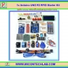 1x Arduino UNO R3 RFID Starter Learning Kit (ชุดเรียนรู้ Arduino RFID และเซ็นเซอร์ต่างๆ)
