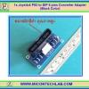 1x Joystick PS2 to DIP 6 pins Converter Adapter (Black Color)