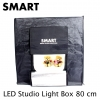 new SMART 80cm LED with Remote Dimmer Studio Light Box