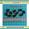 10x Female Pin Header 1x5 Pin Single Row Pitch 2.54mm (10pcs per lot)