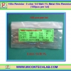 100x Resistor 0 ohm 1/4 Watt 1% Metal film Resistor (100pcs per lot)