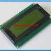 1x LCD 20x4 Yellow backlight module