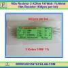 100x Resistor 3 Kohm 1/8 Watt 1% Metal film Resistor (100pcs per lot)
