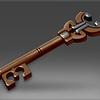 Treasure Key (Old key)