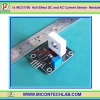 1x WCS1700 +/- 0-70A Hall Effect DC and AC Current Sensor Module