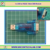 1x USB 2.0 to RS232 Male DB9 Adapter Module