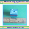 1x Relay 5 Vdc Rating 10A 250VAC / 10A 30Vdc Form 1C