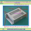 1x Universal Aluminum & Steel Box for Power Supply and Control Box