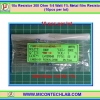 10x Resistor 300 Ohm 1/4 Watt 1% Metal film Resistor (10pcs per lot)