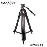SMART Tripod SM0508B Aluminum Alloy Professional For Video & Camera