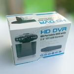 """กล้องบันทึกภาพในรถยนต์ HD DVR 2.5 """""""
