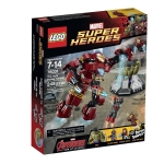 Lego Super Heroes 76031 : The Hulk Buster Smash
