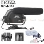 Microphone BOYA BY-VM190P Pro Shotgun Microphone