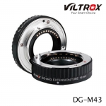Viltrox DG-M43 Automatic Extension Tube Set Panasonic/Olympus mirrorless camera