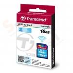 Transcend SDHC 16 GB Wi-Fi Class 10