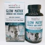 Neocell, Glow Matrix, Advanced Skin Hydrator, 90 Capsules