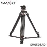 SMART Tripod SM0508AD Aluminum Alloy Professional For Video & Camera
