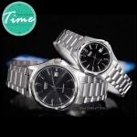 นาฬิกาคู่รัก นาฬิกาคู่ นาฬิกาเซตคู่ นาฬิกาข้อมือคู่รัก ยี่ห้อ CASIO รุ่น 1183A-1A