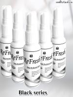 สเปรย์ระงับกลิ่นกาย Refresh สูตร Ferrari Black Series 60 ml