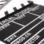(Q001) Wood Movie Film Slate ( black ) thumbnail 3