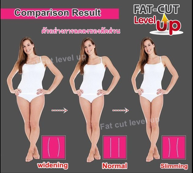 fat cut level up