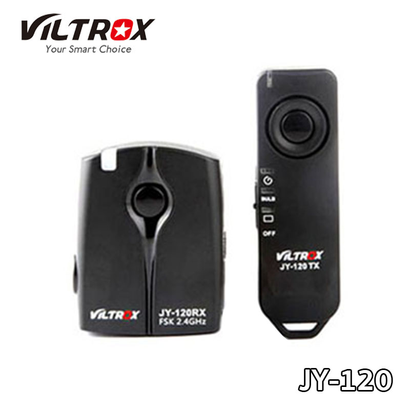 VILTROX JY-120 Wireless shutter Remote Controller