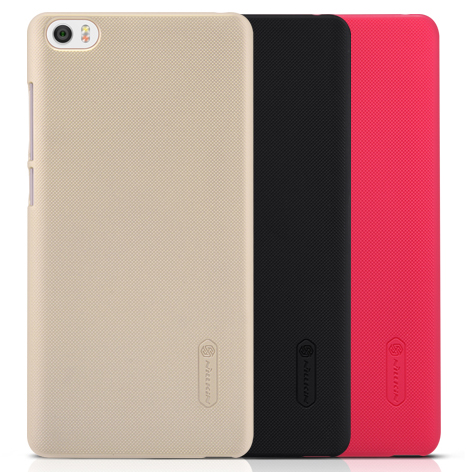 Mi Note Nillkin Frosted Shield back cover case