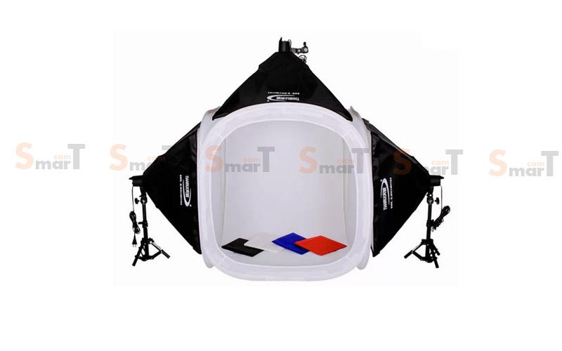 Light Set ชุดเต้นท์ถ่ายภาพ Photo Light Tent Kit Set1