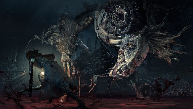 Image result for sony ps4 game THE OLD HUNTER PCAS02020