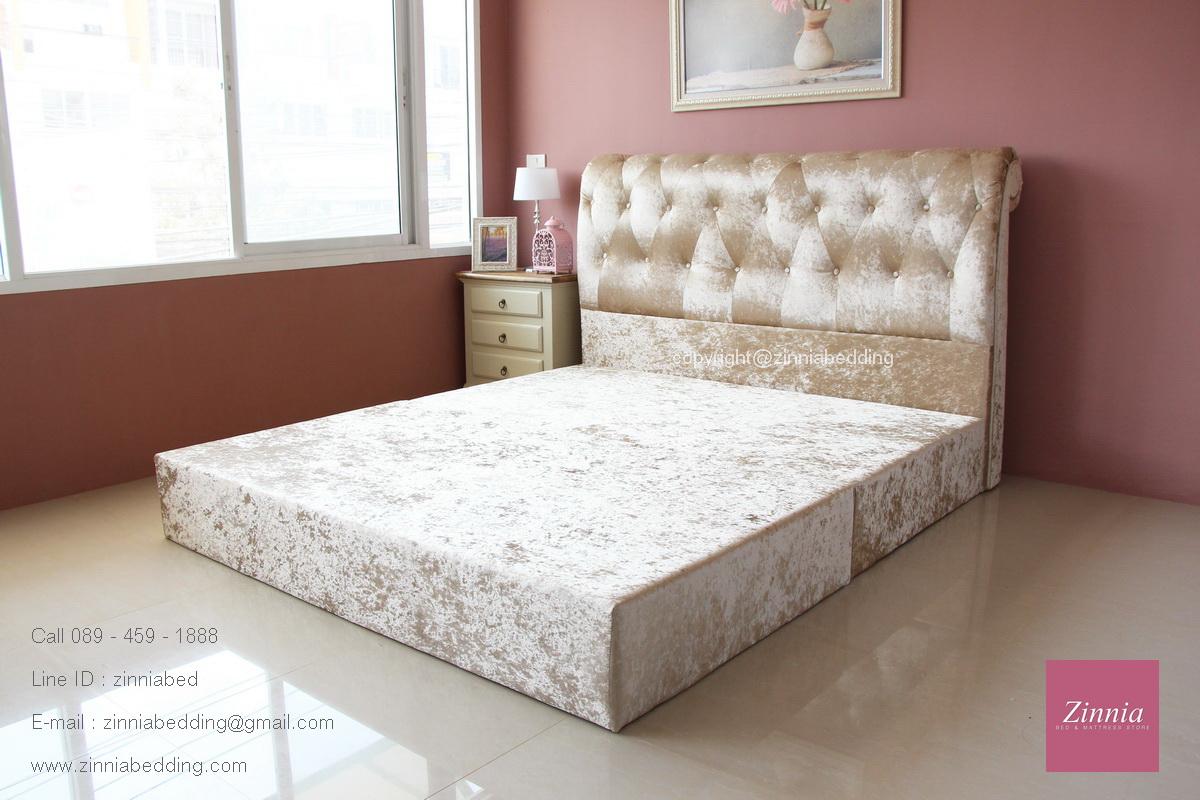 ฐานและหัวเตียง รุ่นCROWNIA