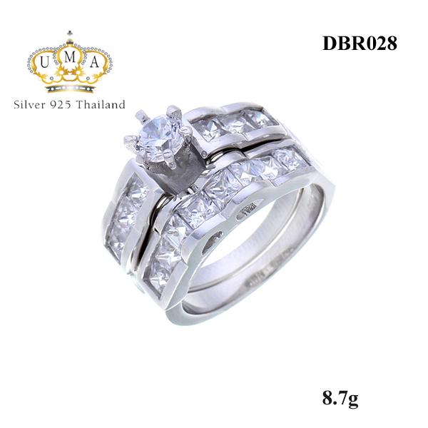 แหวนคู่ ประดับเพชรCZ แหวนชูคู่กับแหวนเพชรรอบวง สแตคแบบซ้อน 2 เพิ่มลุคเก๋ๆให้กับตัวคุณเองง่ายๆ 1 set มี 2 วง สามารถใส่ เป็นคู่ หรือ แยก ใส่ได้ค่ะ