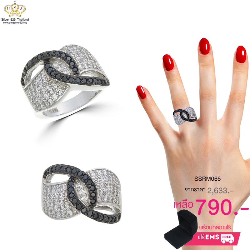 แหวนเพชร ประดับ เพชรCZ แหวนดีไซน์เก๋ไก๋ แบบหรูหรา สง่างาม ทันสมัย ใส่ออกงานดูโดดเด่นสดุดตา ใส่ได้ทุกโอกาส