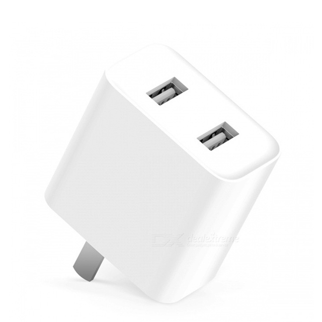 Xiaomi Mi Adapter USB Charger 2 ports