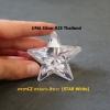 เพชรCZ ทรงดาว สีขาว (STAR White) - Size 3x3mm - 1แพ็ค - 200เม็ด
