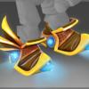Mecha Boots of Travel Mk III