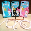 Case iPhone 4/4s iPhone 5 ลาย My melody